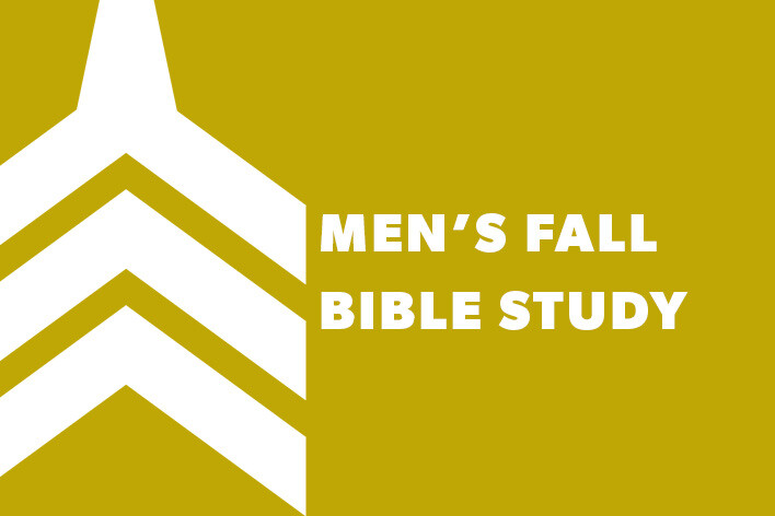 Men's Fall Bible Study
