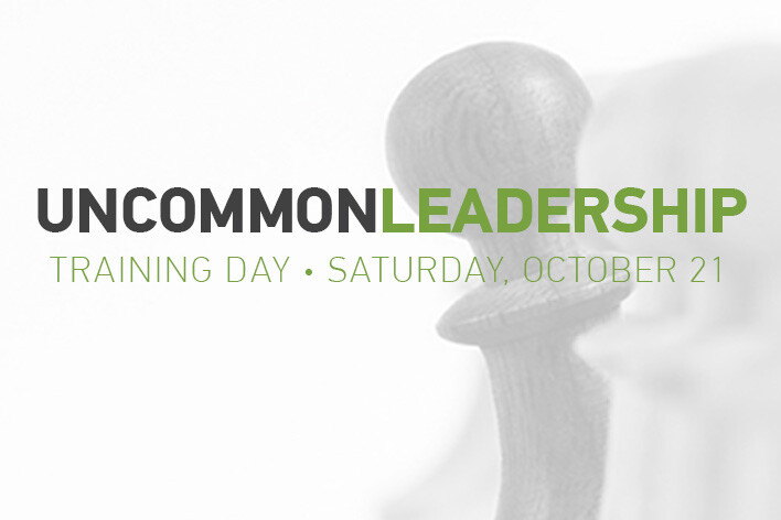 Uncommon Leadership Training Day