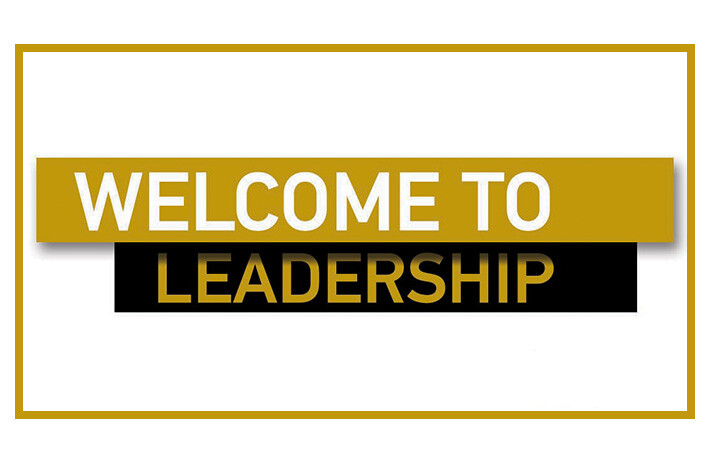 Welcome to Leadership