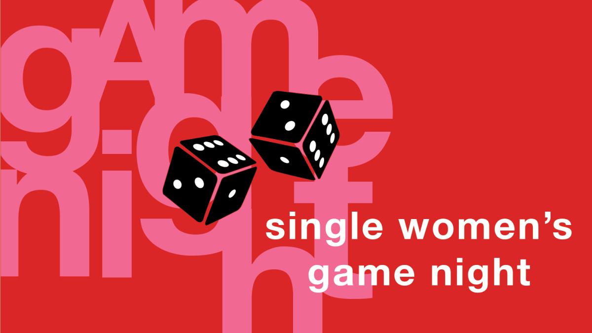 Single Women's Game Night