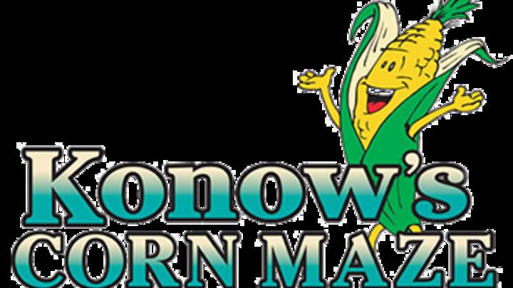 Student Ministry- Konow's Corn Maze!
